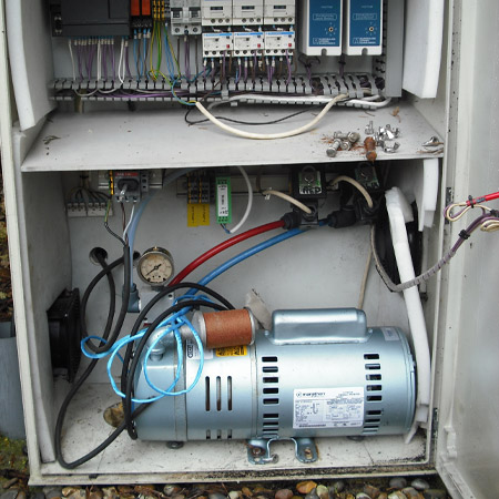 Waterproof RCD Trip Electrical Box