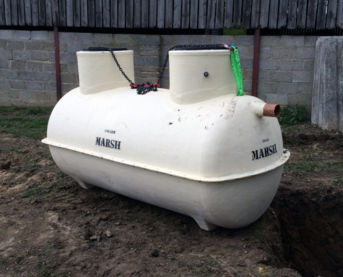 New Septic Tank Installation Essex