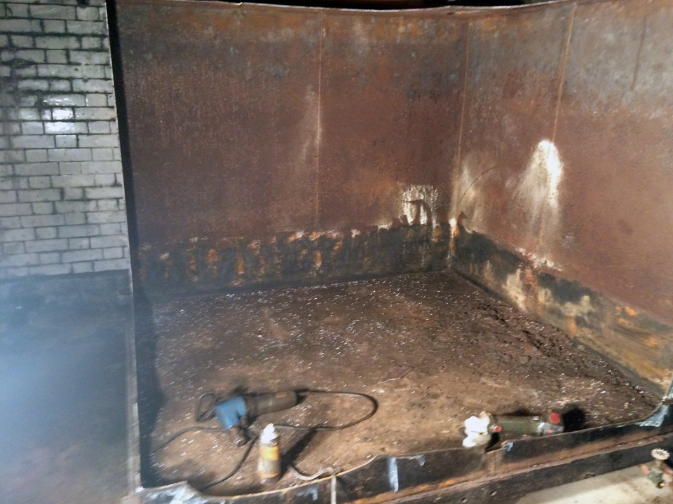 Oil Tank Removal and Disposal